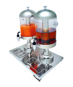 Juice Dispenser 2 Tank ZCF-302